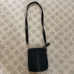 COACH Black Cross Body Bag